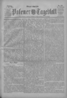 Posener Tageblatt 1904.06.07 Jg.43 Nr261