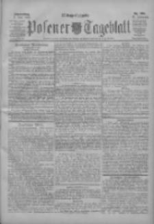 Posener Tageblatt 1904.06.09 Jg.43 Nr266