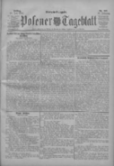 Posener Tageblatt 1904.06.10 Jg.43 Nr267