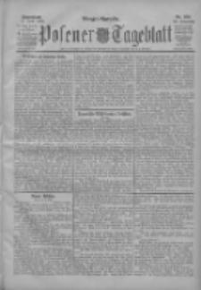 Posener Tageblatt 1904.06.11 Jg.43 Nr269