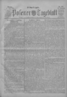 Posener Tageblatt 1904.06.13 Jg.43 Nr272