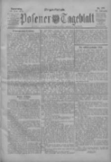 Posener Tageblatt 1904.06.16 Jg.43 Nr277