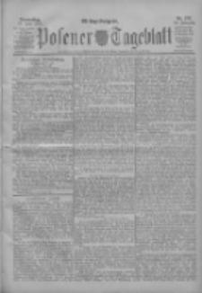 Posener Tageblatt 1904.06.16 Jg.43 Nr278