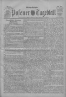 Posener Tageblatt 1904.06.20 Jg.43 Nr284