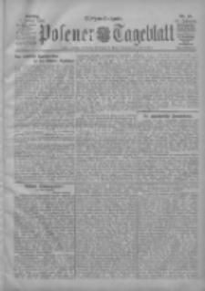 Posener Tageblatt 1906.01.07 Jg.45 Nr10