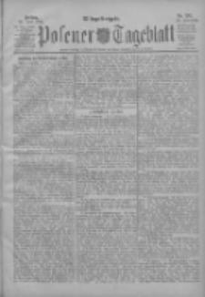 Posener Tageblatt 1904.06.24 Jg.43 Nr292