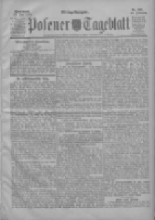 Posener Tageblatt 1904.06.25 Jg.43 Nr294