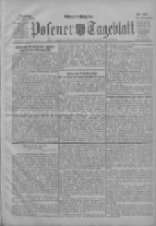 Posener Tageblatt 1904.06.28 Jg.43 Nr297