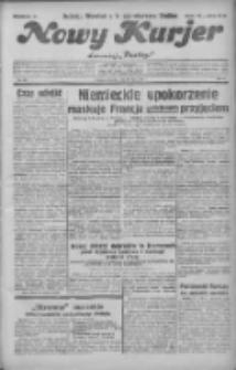 """Nowy Kurjer: dawniej """"Postęp"""" 1931.07.19 R.42 Nr164"""