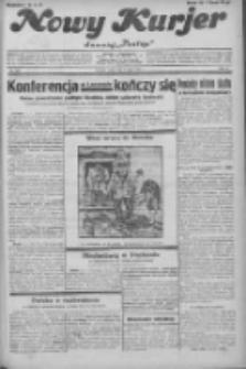 """Nowy Kurjer: dawniej """"Postęp"""" 1932.07.06 R.43 Nr152"""