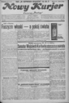 """Nowy Kurjer: dawniej """"Postęp"""" 1932.07.17 R.43 Nr162"""
