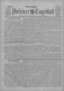 Posener Tageblatt 1905.01.08 Jg.44 Nr13; Morgen Ausgabe
