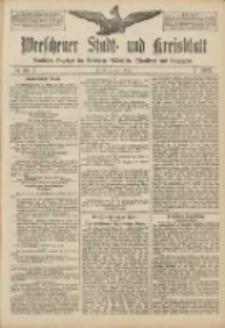 Wreschener Stadt und Kreisblatt: amtlicher Anzeiger für Wreschen, Miloslaw, Strzalkowo und Umgegend 1907.03.04 Nr29