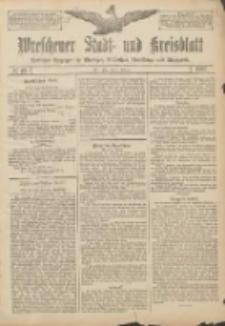 Wreschener Stadt und Kreisblatt: amtlicher Anzeiger für Wreschen, Miloslaw, Strzalkowo und Umgegend 1907.02.05 Nr16