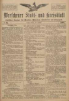 Wreschener Stadt und Kreisblatt: amtlicher Anzeiger für Wreschen, Miloslaw, Strzalkowo und Umgegend 1918.02.05 Nr16