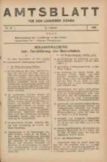 Amtsblatt für den Landkreis Konin 1940.02.13 Nr14