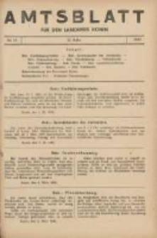 Amtsblatt für den Landkreis Konin 1940.03.12 Nr17