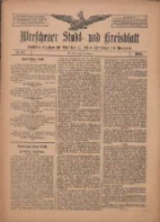 Wreschener Stadt und Kreisblatt: amtlicher Anzeiger für Wreschen, Miloslaw, Strzalkowo und Umgegend 1909.01.23 Nr10