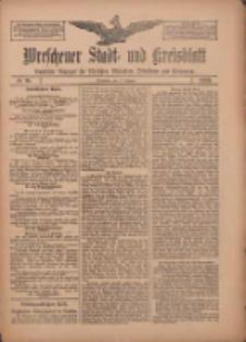Wreschener Stadt und Kreisblatt: amtlicher Anzeiger für Wreschen, Miloslaw, Strzalkowo und Umgegend 1909.02.11 Nr18