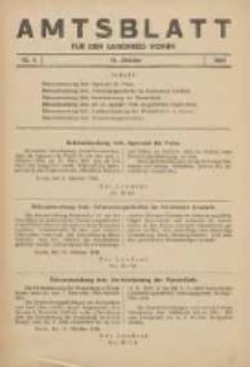 Amtsblatt für den Landkreis Konin 1943.10.18 Nr8