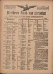 Wreschener Stadt und Kreisblatt: amtlicher Anzeiger für Wreschen, Miloslaw, Strzalkowo und Umgegend 1909.04.03 Nr40