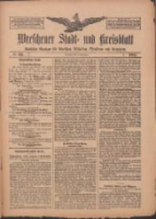 Wreschener Stadt und Kreisblatt: amtlicher Anzeiger für Wreschen, Miloslaw, Strzalkowo und Umgegend 1909.11.16 Nr136