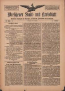 Wreschener Stadt und Kreisblatt: amtlicher Anzeiger für Wreschen, Miloslaw, Strzalkowo und Umgegend 1909.12.04 Nr144