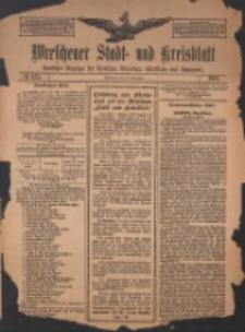 Wreschener Stadt und Kreisblatt: amtlicher Anzeiger für Wreschen, Miloslaw, Strzalkowo und Umgegend 1909.12.30 Nr155