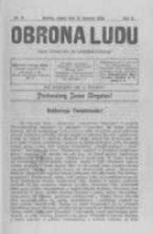 Obrona Ludu: organ Stronnictwa Chrześcijańsko-Ludowego. 1899 R.2 Nr11