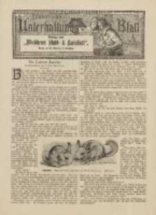 """Illustriertes Unterhaltungs-Blatt: Beilage zum """"Wreschener Stadt- & Kraisblatt"""" 1912 Nr24"""