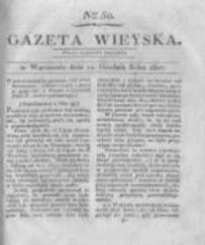 Gazeta wieyska czyli wiadomości gospodarczo-rolnicze. 1817.12.12 Nr50
