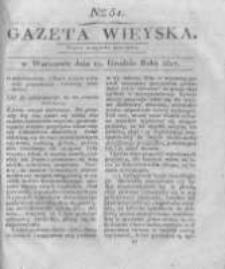 Gazeta wieyska czyli wiadomości gospodarczo-rolnicze. 1817.12.19 Nr51