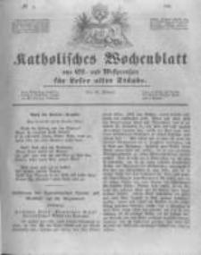 Katholisches Wochenblatt aus Ost- und Westpreussen für Leser aller Stände. 1846.02.28 No9
