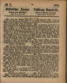 Oeffentlicher Anzeiger. 1873.04.24 Nro.17