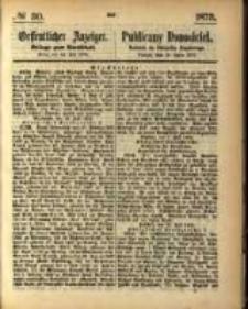 Oeffentlicher Anzeiger. 1873.07.24 Nro.30