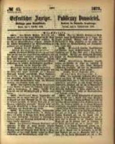 Oeffentlicher Anzeiger. 1873.10.09 Nro.41