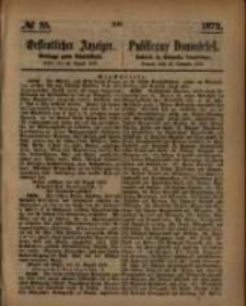 Oeffentlicher Anzeiger. 1873.08.28 Nro.35