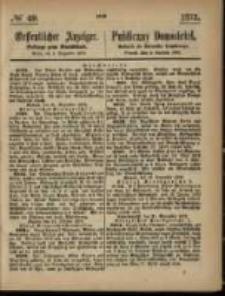 Oeffentlicher Anzeiger. 1873.12.04 Nro.49