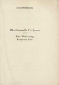 Die Kriegführung im Sommer und Herbst 1917: die Ereignisse ausserhalb der Westfront bis November 1918 : mit dreissig Beilagen, davon 26 Karten und Skizzen