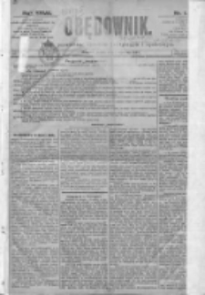Orędownik: pismo dla spraw politycznych i spółecznych 1897.01.01 R.27 Nr1