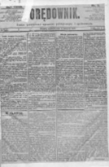 Orędownik: pismo dla spraw politycznych i spółecznych 1897.01.03 R.27 Nr2
