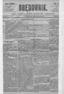 Orędownik: pismo dla spraw politycznych i spółecznych 1897.01.06 R.27 Nr4