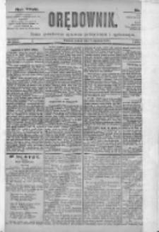 Orędownik: pismo dla spraw politycznych i spółecznych 1897.01.09 R.27 Nr6