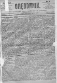 Orędownik: pismo dla spraw politycznych i spółecznych 1897.01.12 R.27 Nr8