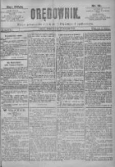 Orędownik: pismo dla spraw politycznych i spółecznych 1897.01.24 R.27 Nr19