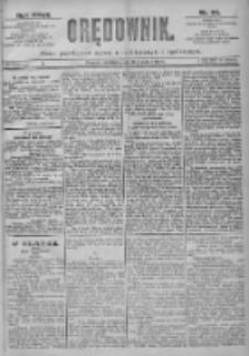 Orędownik: pismo dla spraw politycznych i spółecznych 1897.01.31 R.27 Nr25