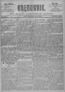 Orędownik: pismo dla spraw politycznych i spółecznych 1897.02.02 R.27 Nr26