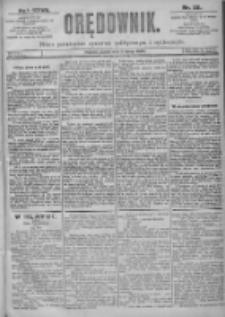Orędownik: pismo dla spraw politycznych i spółecznych 1897.02.05 R.27 Nr28