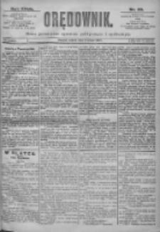 Orędownik: pismo dla spraw politycznych i spółecznych 1897.02.06 R.27 Nr29
