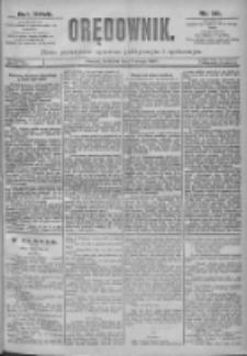 Orędownik: pismo dla spraw politycznych i spółecznych 1897.02.07 R.27 Nr30